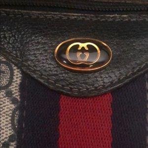 Gucci Bags - Gucci Vintage Boston Web Ophelia Bag